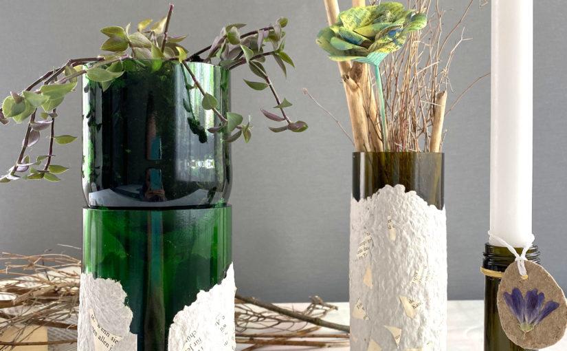 Blumentopf mit Wasserdepot