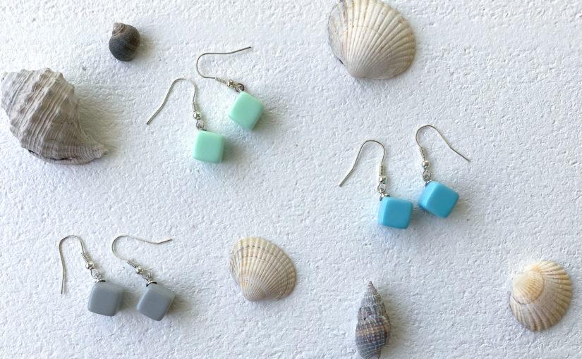 Ohrringe für den Sommer