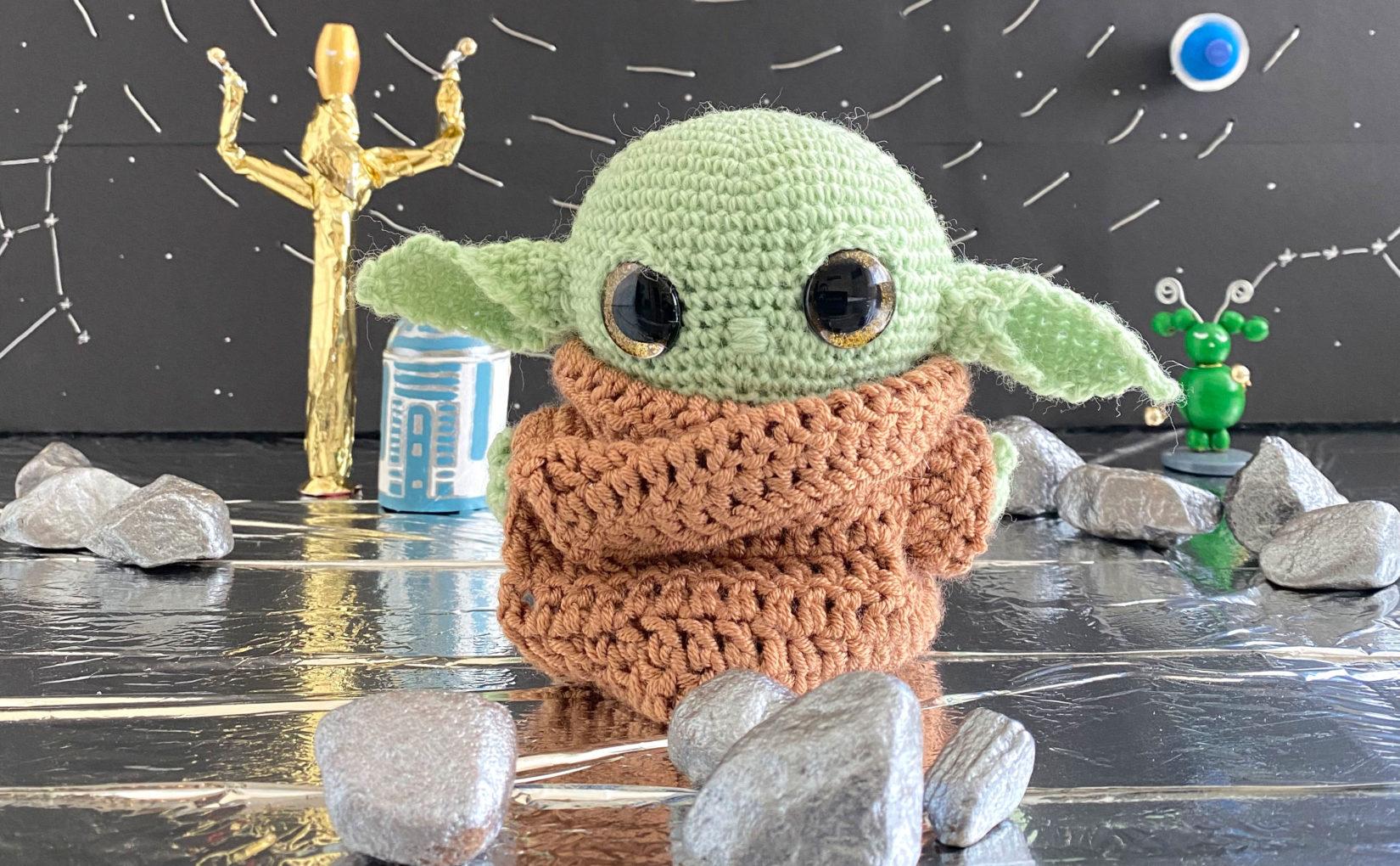 Little Yoda – Baby Yoda