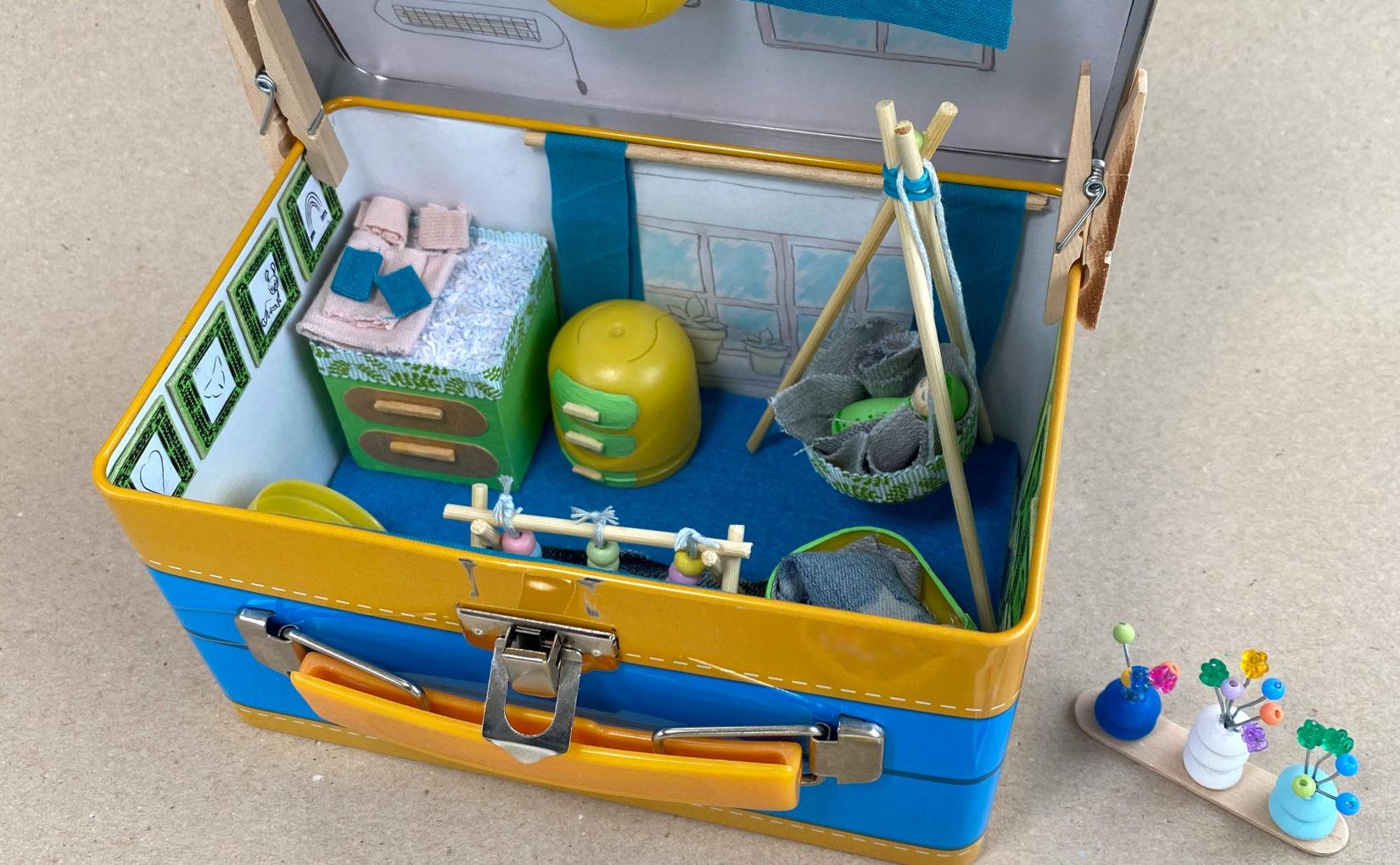 Familie Koffer hat ein Spielzimmer!