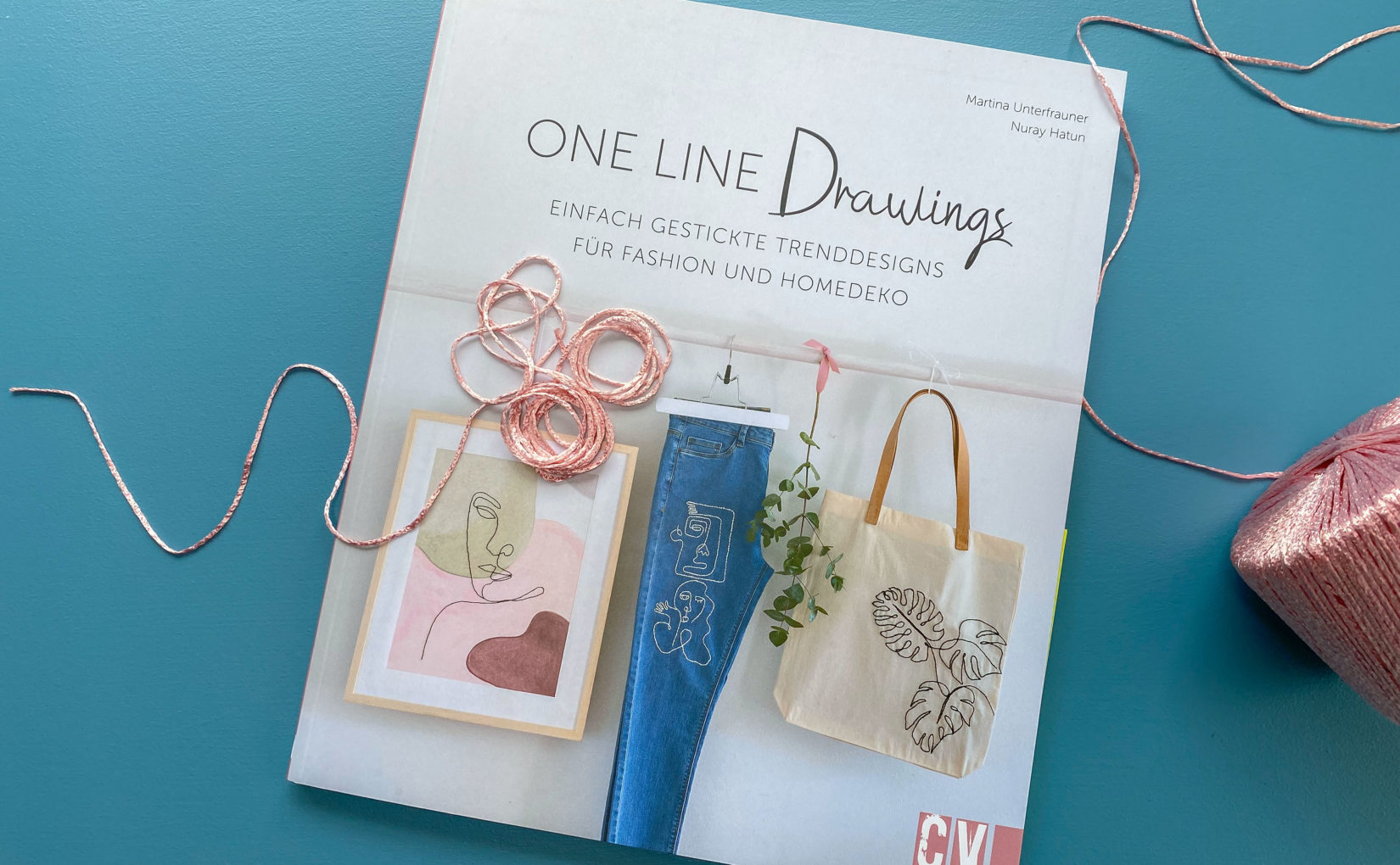 """Buchtipp: """"One Line Drawings"""""""