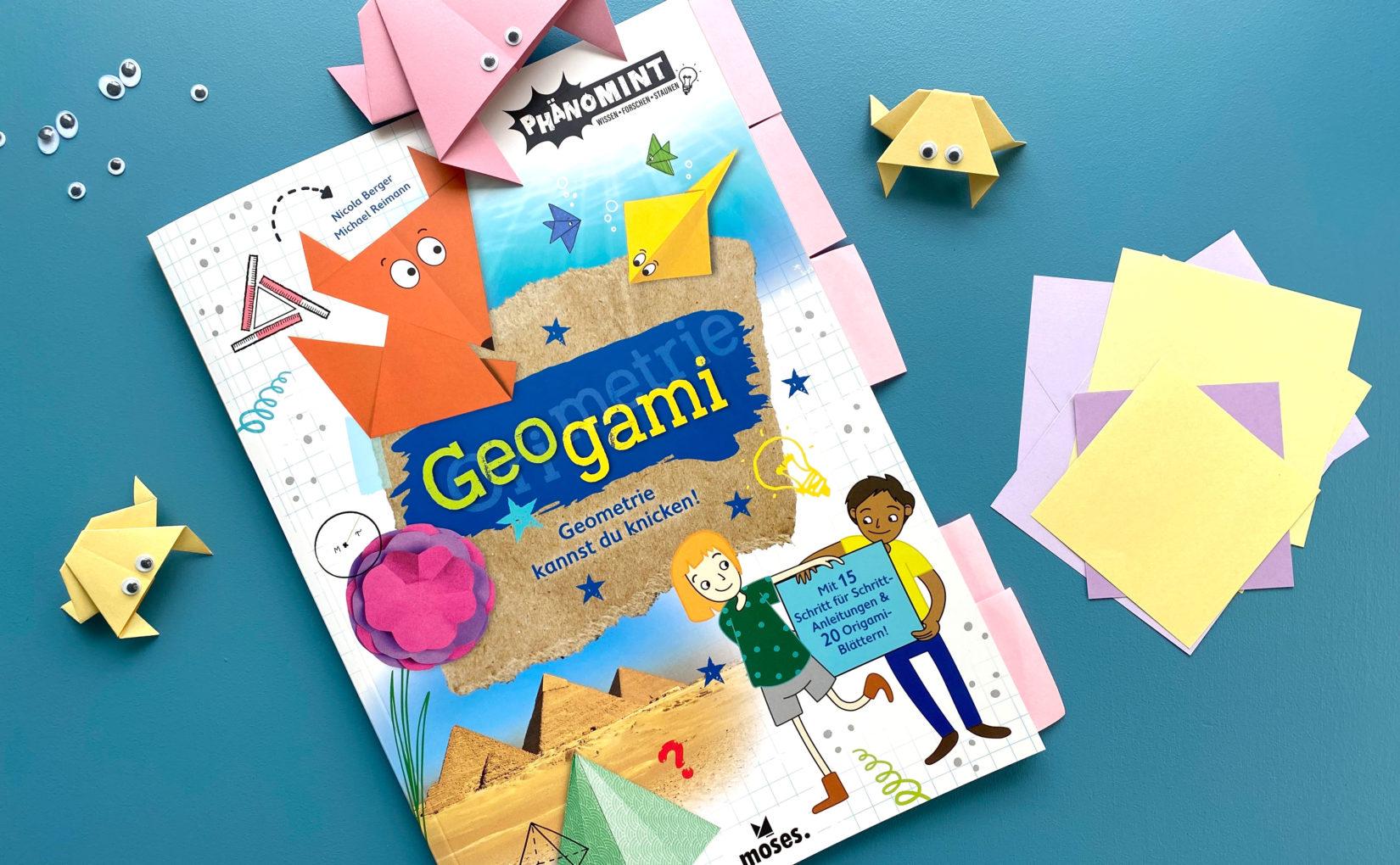 Geogami – Geometrie kannst du knicken!
