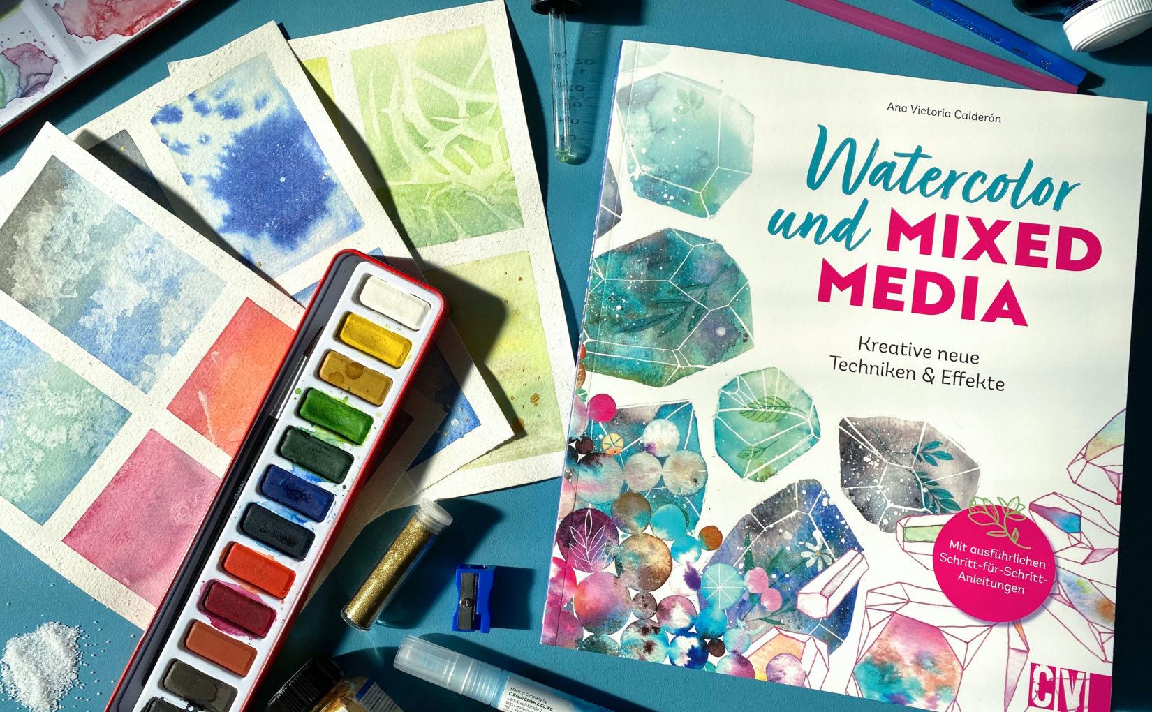 Watercolor und Mixed Media